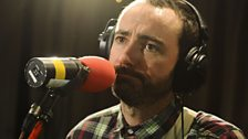 The Shins in session - 2