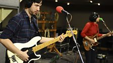 The Shins in session - 5