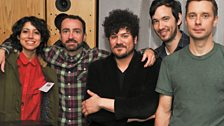 The Shins in session - 14