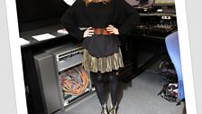 Spring 2011: What's Fearne wearing today? - 2