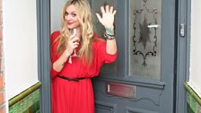 And with that, it's bye bye from Fearne's house, time for the after party after party after party.