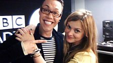 Fearne Cotton's guests 2010 - 11