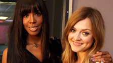 Fearne Cotton's guests 2010 - 15