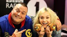 Nice muffins! Charlie Sloth