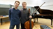 Reinis Zarins and Matthew Barley - 9 January
