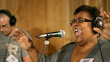 Legendary vocalist Jocelyn Brown