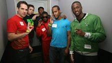 Team Bassline - DJQ is at the helm
