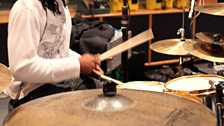 Yasmin's drummer