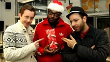Chase & Status give MistaJam a mystery Christmas present