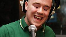 Maverick Sabre in the Live Lounge - 17 Mar 2011 - 2