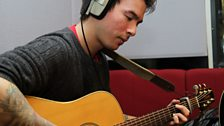 Maverick Sabre in the Live Lounge - 17 Mar 2011 - 4