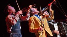 New Rope String Band slapstick