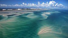 The Bazaruto Archipelago
