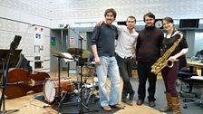Trish Clowes' Tangent Quartet - 18 January