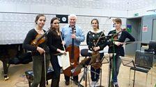 Quatuor Zaide - 18 January