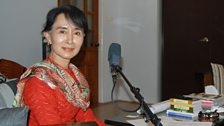 Aung San Suu Kyi, 18 Dec 2012