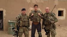 Greg In Afghanistan