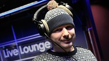 K-Koke in the Live Lounge