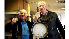 William Scott's Frying Pan