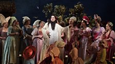 """Juan Diego Flórez as Count Ory in Rossini's """"Le Comte Ory."""""""