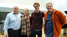 Members of Australia's Gondwana Chorale - 28 January