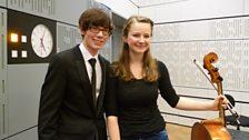 Martin Bartlett and Laura van der Heijden - 31 January