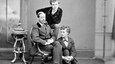 Fanny, Stella and Lord Arthur