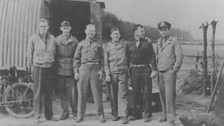 8a Seymour at RAF Barkston Heath, including Randy Lewis's uncle