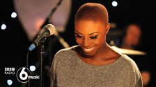 Laura Mvula at 6 Music Live