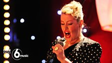 Alice Russell at 6 Music Live