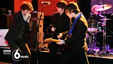 The Strypes at 6 Music Live