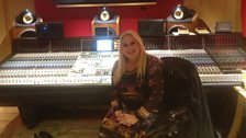 Studio 2 Control Room at Abbey Road