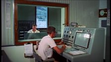 Radio station on Ascension Island
