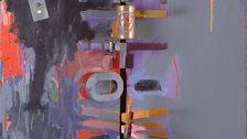 Jasper Johns, Field Painting, 1963-64