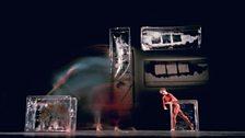 Merce Cunningham and Jasper Johns, Walkaround Time, 1968