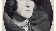 Marcel Duchamp as Belle Haleine, 1921