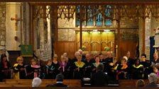 Grimsby Minster Choir, taken by Steven (Lincolnshire)