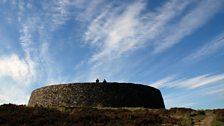 Granan of Aileach, Co. Donegal.