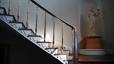 Stairs inside Rosemount House