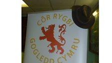 Meurig Rees o Ty'n y Groes ger Conwy a het Geraint Lloyd