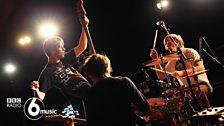 Palma Violets at 6 Music Live