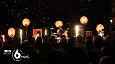 The Cribs at 6 Music Live