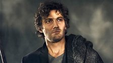 "Jonas Kaufmann as the title character of Wagner's ""Parsifal."""