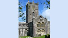 Thomas Tomkins was born in St Davids Cathedral, taken by Tom (St Davids)