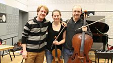 Kungsbacka Piano Trio - 28 February