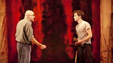 Red at the Donmar Warehouse
