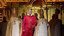 """Ferruccio Furlanetto as Philip II in Verdi's """"Don Carlo."""""""