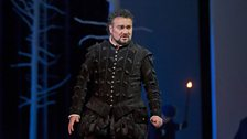 """Ramón Vargas as the title character in Verdi's """"Don Carlo."""""""