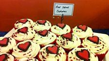 Backstage cupcakes