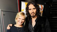 Russell & Jo Whiley